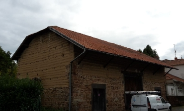 réhabilitation d'une grange en habitation - 2017